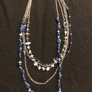 Necklace with Matching Bracelet